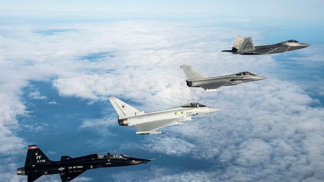 Chiến đấu cơ của không quân NATO