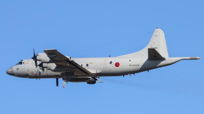 Máy bay trinh sát P-3 Orion của Nhật Bản
