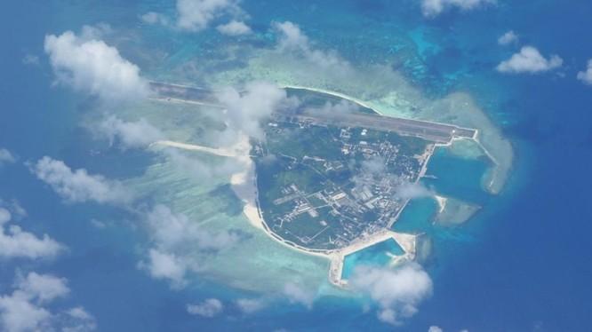 Trung Quốc đã triển khai tên lửa phòng không tầm xa trên đảo Phú Lâm, Hoàng Sa