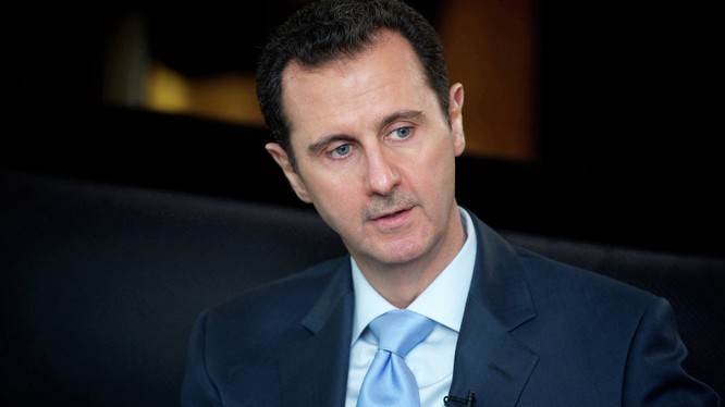 Tổng thống Syria Assad rất cương quyết