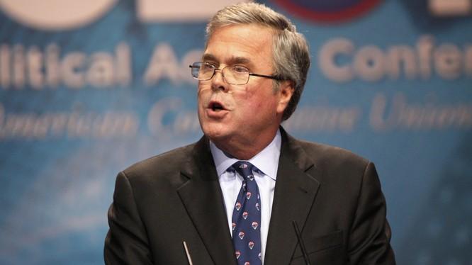 Jeb Bush đã thất bại thảm hại