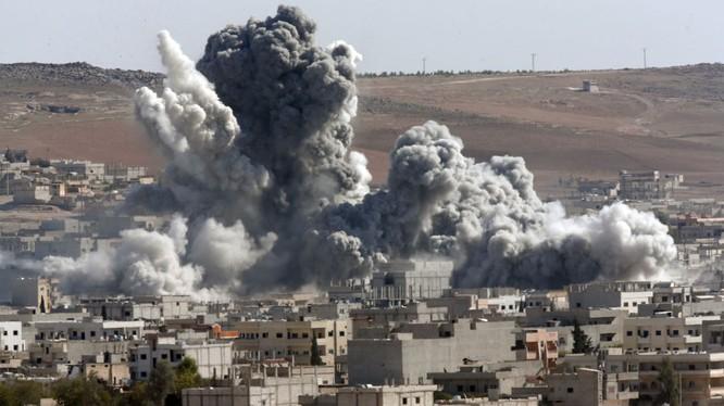 Chiến sự Syria vẫn diễn ra ác liệt bất chấp thỏa thuận ngừng bắn mới đạt được