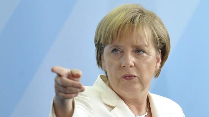 Thêm thông tin tiết lộ về việc bà Merkel bị an ninh Mỹ nghe lén