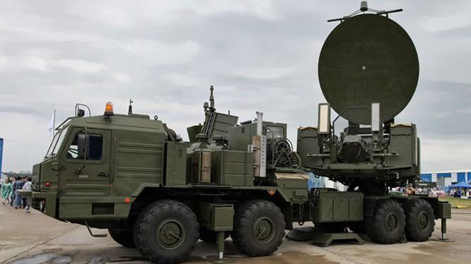 Hệ thống khí tài tác chiến điện tử Krasukha 2 của Nga