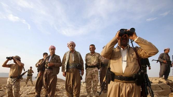 Mỹ coi người Kurd là đồng minh trong cuộc chiến chống IS