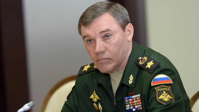 Tướng Valery Gerasimov