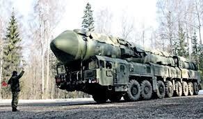 Tên lửa RS-26 của Nga