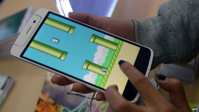 Trò chơi Flappy Bird đã mang lại thành công lớn