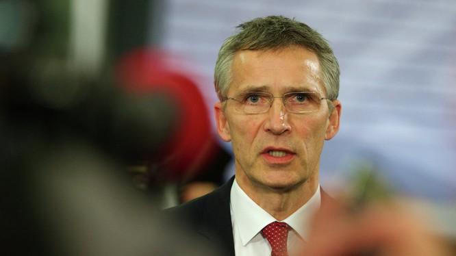 Ông Jens Stoltenberg