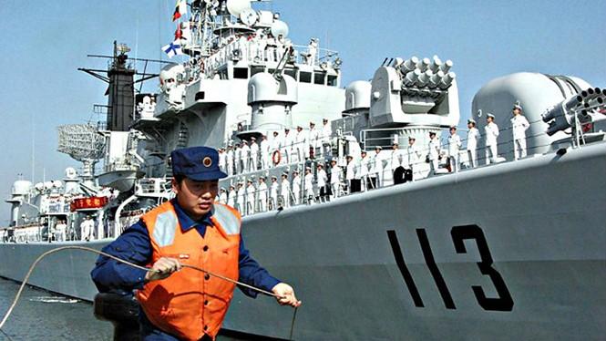 Trung Quốc lại đề xuất cơ chế hợp tác ở Biển Đông - Ảnh minh họa: AFP