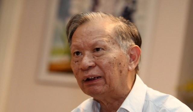 Ông Nguyễn Quang Thái - Ảnh: Việt Dũng
