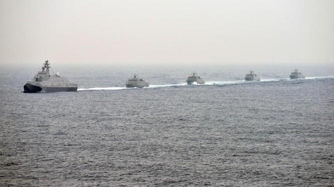 Hải quân Đài Loan tập trận
