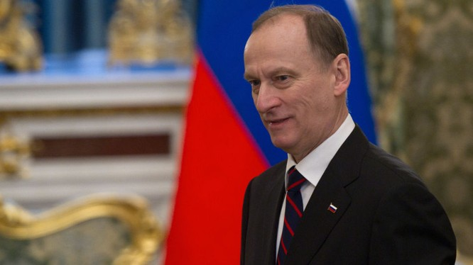 Ông Nikolai Patrushev
