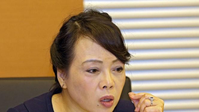 Bộ trưởng Nguyễn Thị Kim Tiến - Ảnh: Việt Dũng