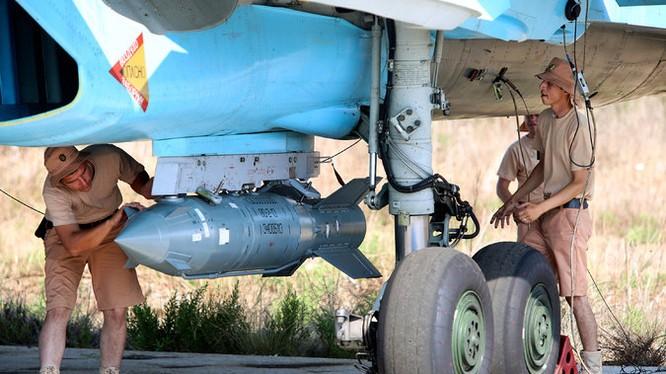 Binh sĩ Nga tại Syria