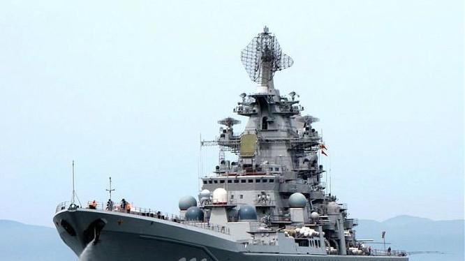 Tuần dương hạm hạt nhân lớp Kirov của Nga