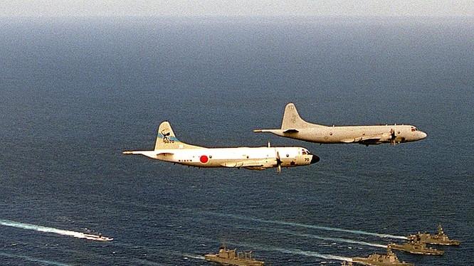 Quân đội Mỹ, Nhật và các nước đồng minh thường xuyên tập trận