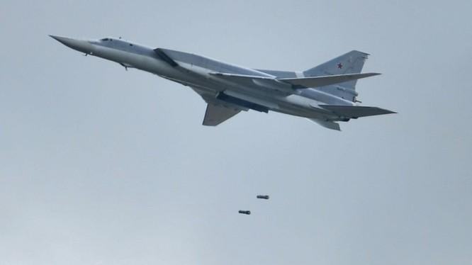 Máy bay ném bom chiến lược Tu-22M3 của Nga