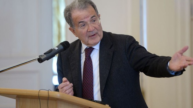 Ông Romano Prodi