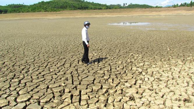 Việt Nam đang trải qua đợt hạn mặn nghiêm trọng chưa tưng có trong một thế kỷ qua