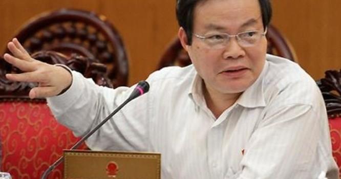 Chủ nhiệm Ủy ban Tài chính ngân sách Phùng Quốc Hiển