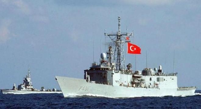 Chiến hạm hải quân Thổ Nhĩ Kỳ