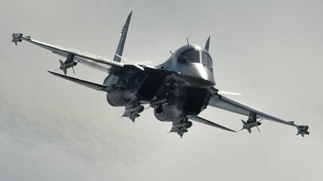Chiến đấu cơ Su-34 của Nga