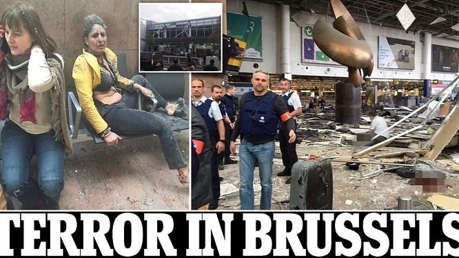 Bỉ chấn động bởi loạt vụ tấn công khủng bố của IS