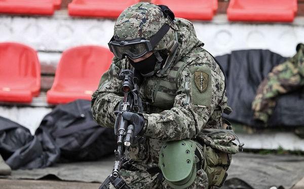 Lính đặc nhiệm Nga