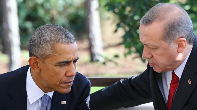 Ông Obama và Erdogan