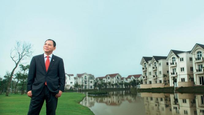 Vingroup đang tung tiền thâu tóm nhiều khu đất vàng tại các đô thị lớn