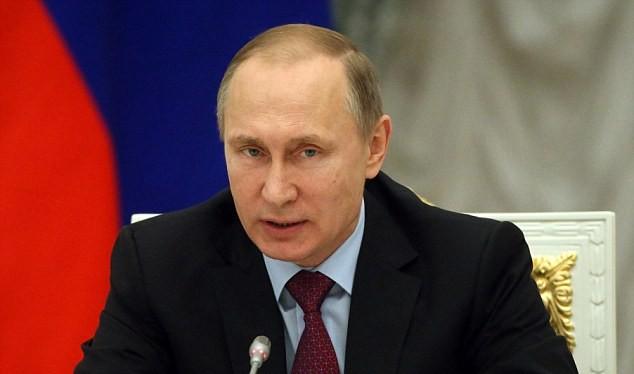 Ông Putin luôn là mục tiêu tấn công của phương Tây