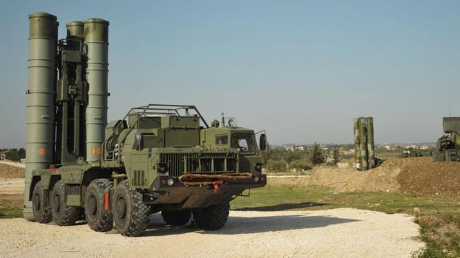 Nhiều nước muốn mua hệ thống S-400 tối tân của Nga