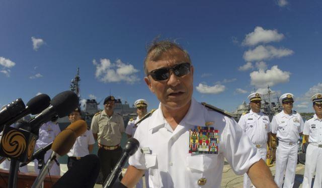 Đô đốc Harris luôn có quan điểm cứng rắn với Trung Quốc
