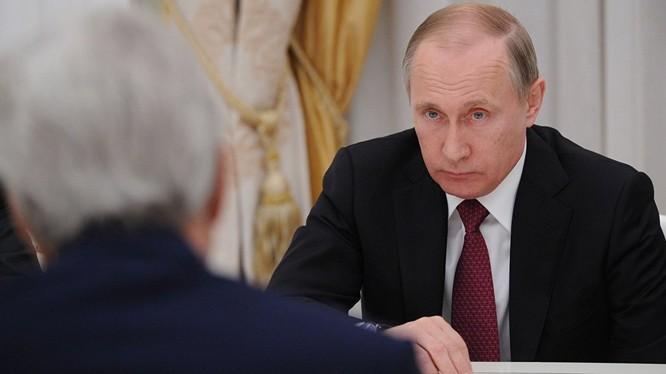 Ông Putin nói đã nhận được lời xin lỗi trực tiếp của phía Mỹ