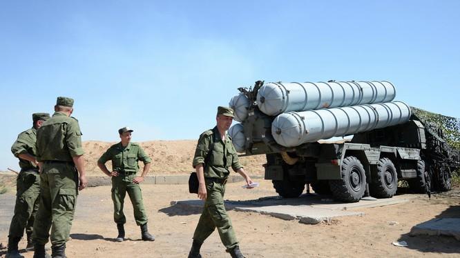 Hệ thống phòng không Nga nổi tiếng về sự hiệu quả