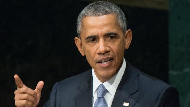 Ông Obama