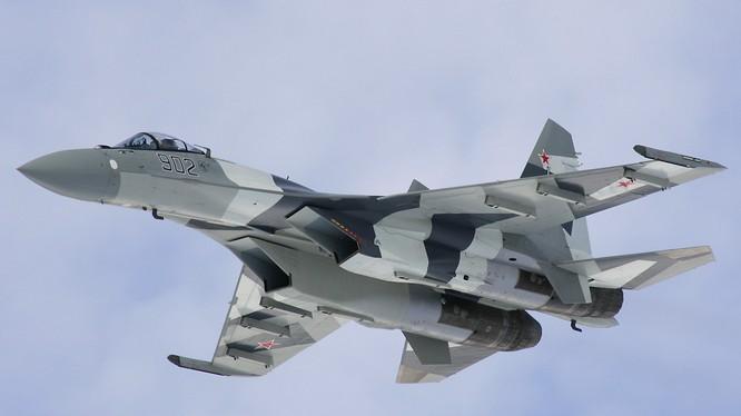 Chiến đấu cơ Su-35 của Nga đang được nhiều nước quan tâm