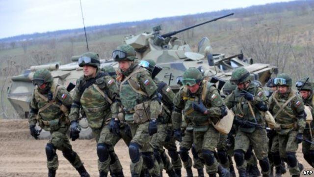 Binh sĩ quân đội Nga