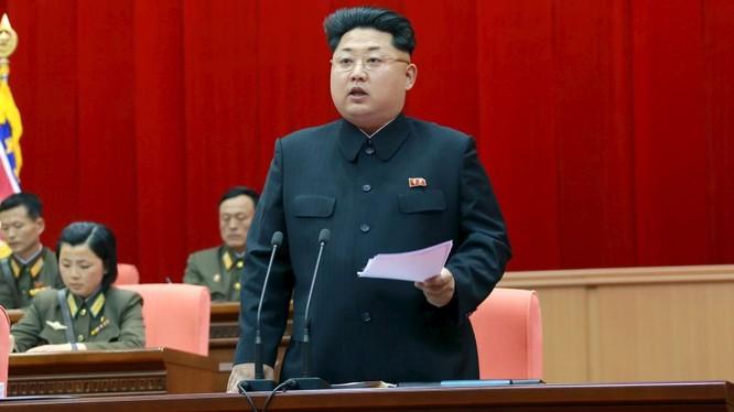 Ông Kim Jong un
