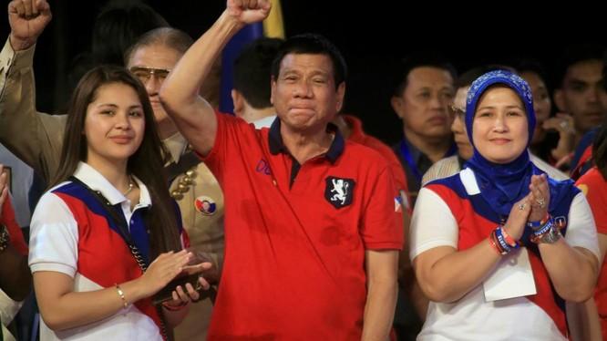 Ông Rodrigo Duterte