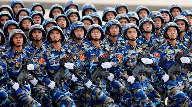 Lực lượng hải quân đánh bộ Việt Nam