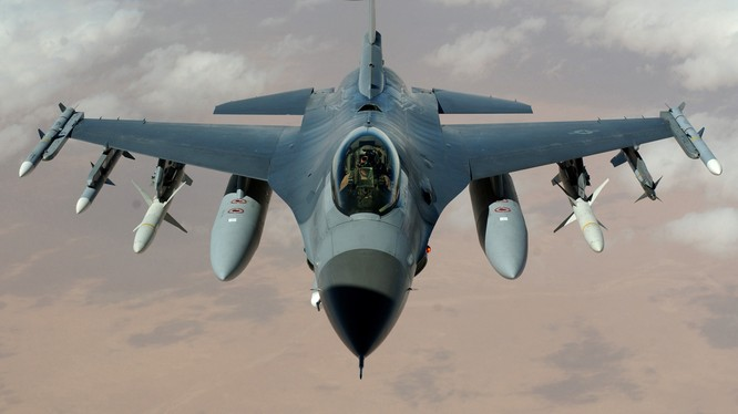 Chiến đấu cơ F-16 Falcon của Mỹ