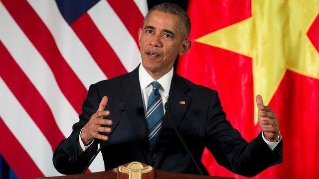 Tổng thống Obama vừa có chuyến thăm nhiều dấu ấn tại Việt Nam