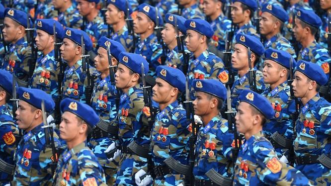 Quân đội Việt Nam ngày càng hiện đại, tinh nhuệ, sẵn sàng bảo vệ vững chắc tổ quốc
