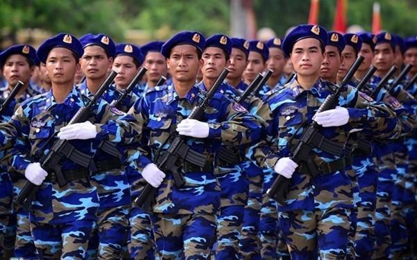 Quân đội Việt Nam ngày càng tinh nhuệ, hiện đại