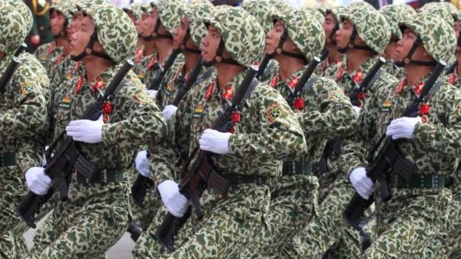 Lực lượng đặc công tinh nhuệ của Việt Nam