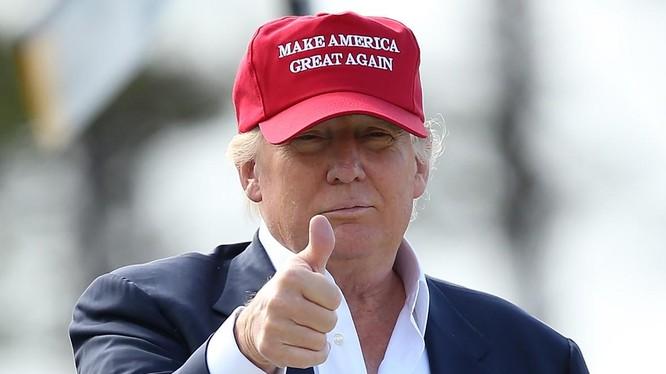 Tỷ phú Donald Trump