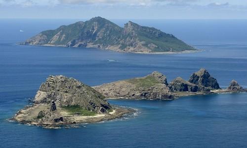 Nhật Bản và Trung Quốc đều có tuyên bố chủ quyền với quần đảo Senkaku/Điếu Ngư. Ảnh: Japan Times.