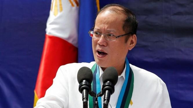 """Ông Aquino cảnh báo về """"nhà độc tài tiềm tàng"""""""